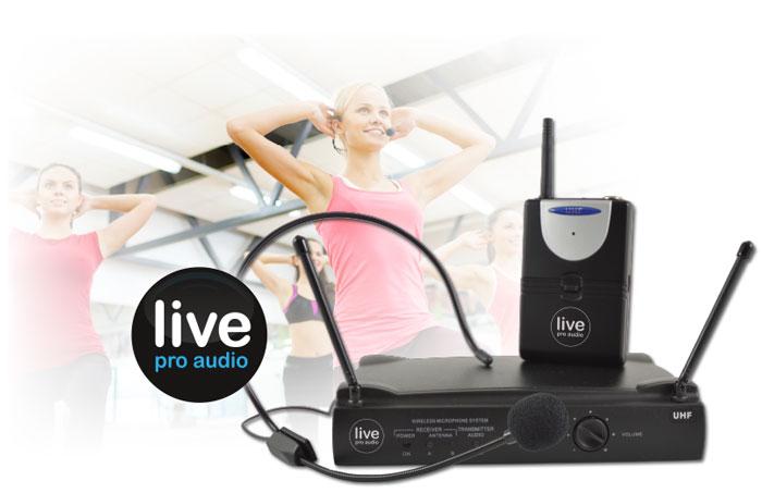 Pro Audio headset